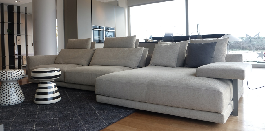 Bristol Sofa Poliform Outlet Moro Arredamenti Home clearly in Bristol Sofas (Image 10 of 20)