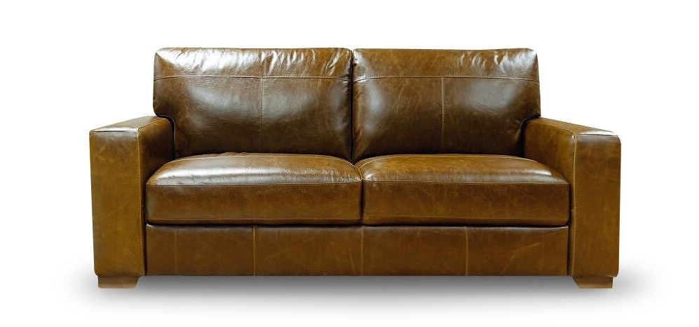20 Collection Of Aniline Leather Sofas