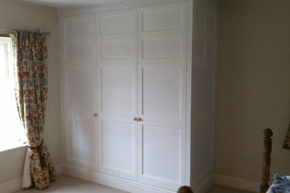Browns Woodworking Corsham Wiltshire Bedrooms Including effectively within Fitted Wooden Wardrobes (Image 30 of 30)