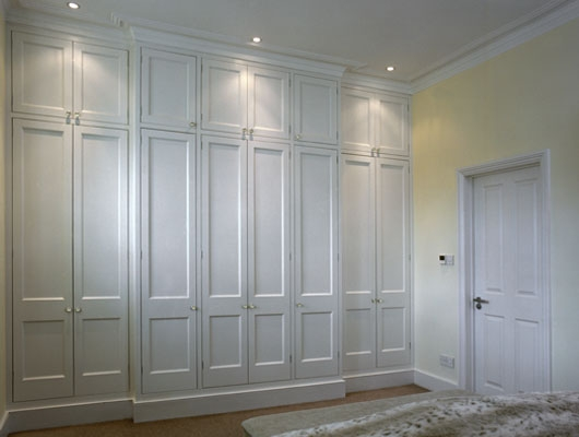 Built In Wardrobe Prefer To Walk In Closet Even Ikea Wardrobes well throughout Fitted Wooden Wardrobes (Image 5 of 30)