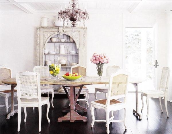 Bungalow 5 Stockholm Center Dining Table With White Cane Dining properly pertaining to White Cane Sofas (Image 8 of 20)
