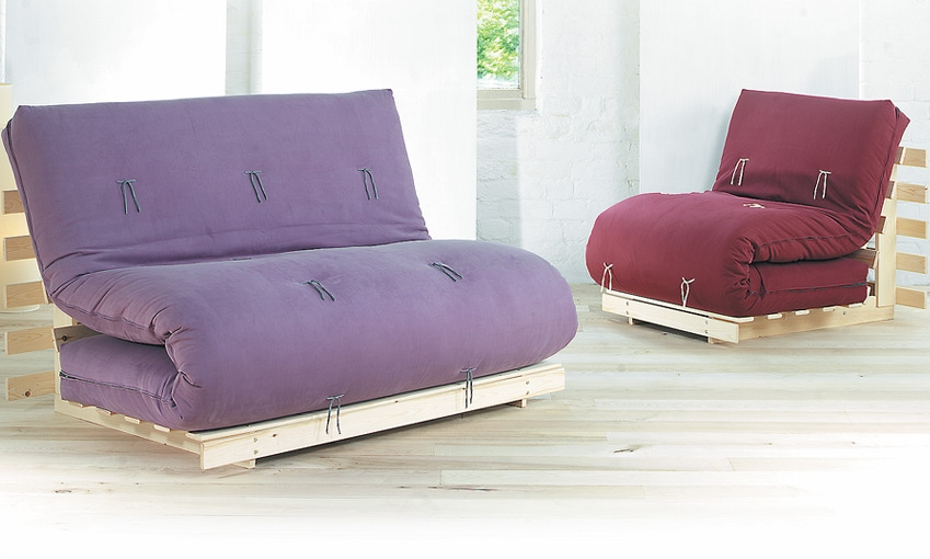 Buy Futon Sofa Bed Roselawnlutheran most certainly for Convertible Sofa Chair Bed (Image 6 of 20)