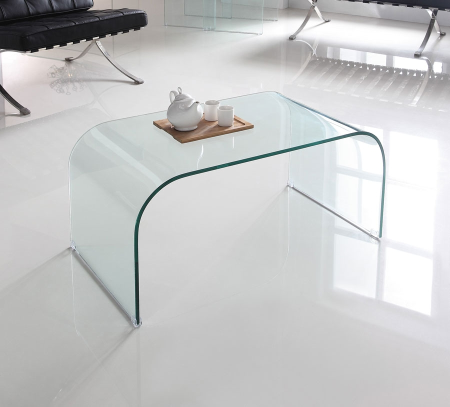 Buy Modern Glass Coffee Tables Side Tables And Nests Of Tables perfectly within Glass Coffee Tables (Image 10 of 20)