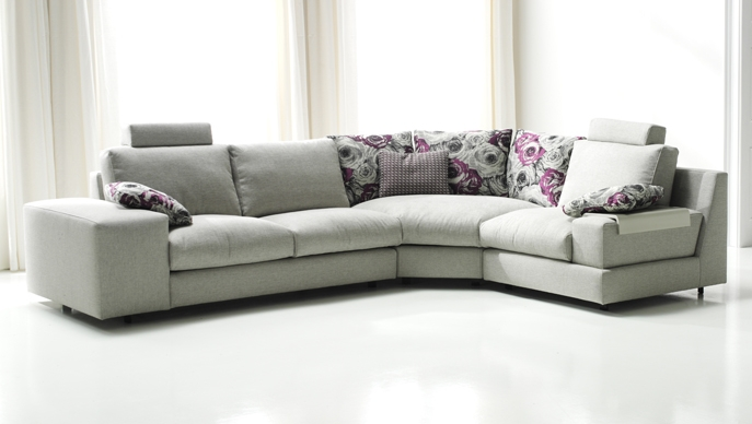 Buy Union Black Leather Modular Corner Sofas At Furniture Choice clearly inside Modular Corner Sofas (Image 4 of 20)