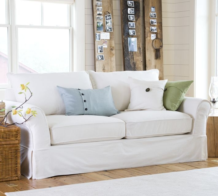 Carolina Charm Family Room Furniture Clearly Throughout Slipcovers For Sofas And Chairs (View 9 of 20)