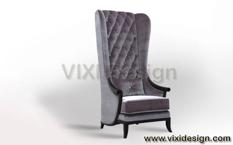 Chair With High Back 27283 Decorating Ideas Maxscalperco good within High Back Sofas And Chairs (Image 5 of 20)