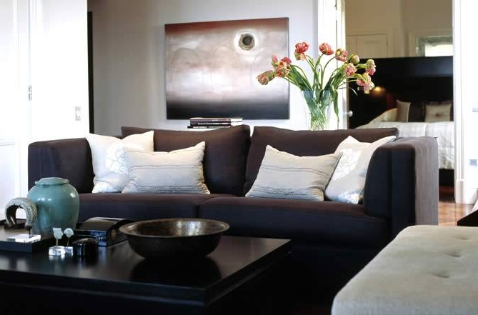 Charcoal Gray Sofa Design Ideas effectively pertaining to Charcoal Grey Sofas (Image 11 of 20)