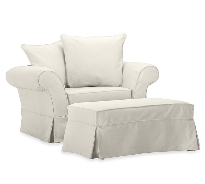 Charleston Furniture Slipcovers Pottery Barn certainly for Slipcovers for Chairs and Sofas (Image 10 of 20)