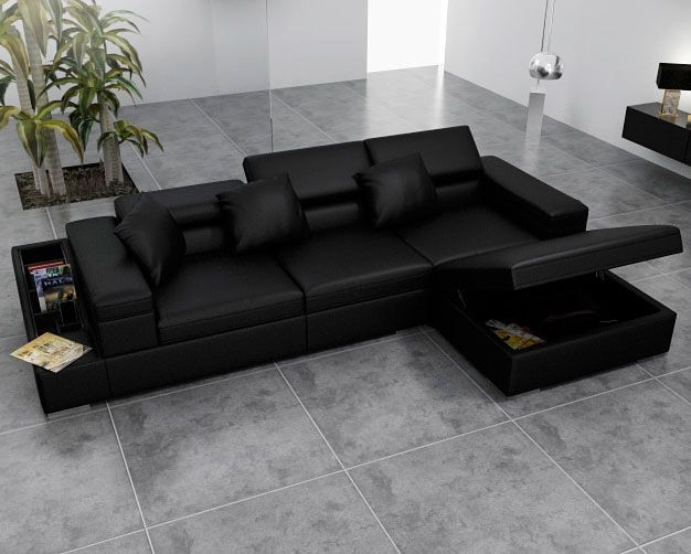 Cheap Leather Sofas Near Me Style In Motion Emily Leather Sofa properly in Leather Sofa Beds With Storage (Image 4 of 20)
