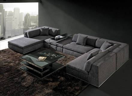 Cheap Sectional Couches Vancouver Leather Sleeper Sofa Used Nicely Within Big Sofas Sectionals (View 19 of 20)