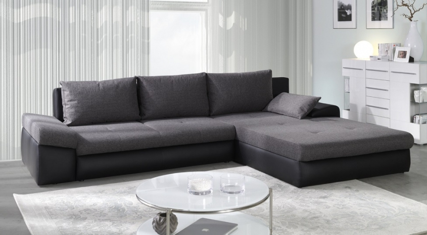 Cheap Sofa Beds With Eye Catching Modern Designs Home And Dining perfectly with regard to Cheap Corner Sofa Beds (Image 5 of 20)