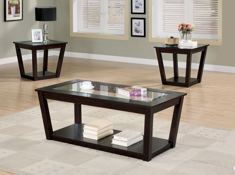 Cherry Wood Coffee And End Tables properly for Cherry Wood Coffee Table Sets (Image 7 of 20)