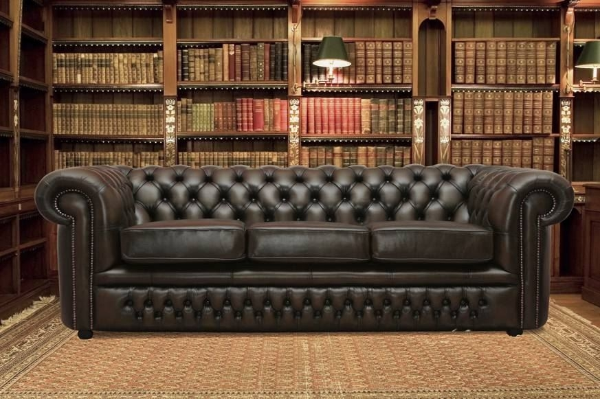 Chesterfield Sofa Perth Chesterfield Lounge Gascoigne Definitely In Chesterfield Sofa And Chairs (View 8 of 20)
