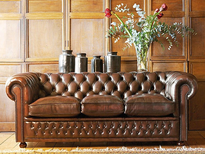Chesterfield Sofas 5 Reasons To Own One most certainly with regard to Chesterfield Sofa and Chairs (Image 10 of 20)