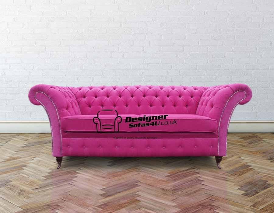 Chesterfield Sofas Designersofas4u Blog good with regard to Small Chesterfield Sofas (Image 11 of 20)