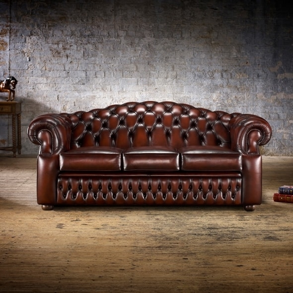 Chesterfield Sofas Handcrafted In The Uk Timeless Chesterfields Very Well In Oxford Sofas (View 12 of 20)