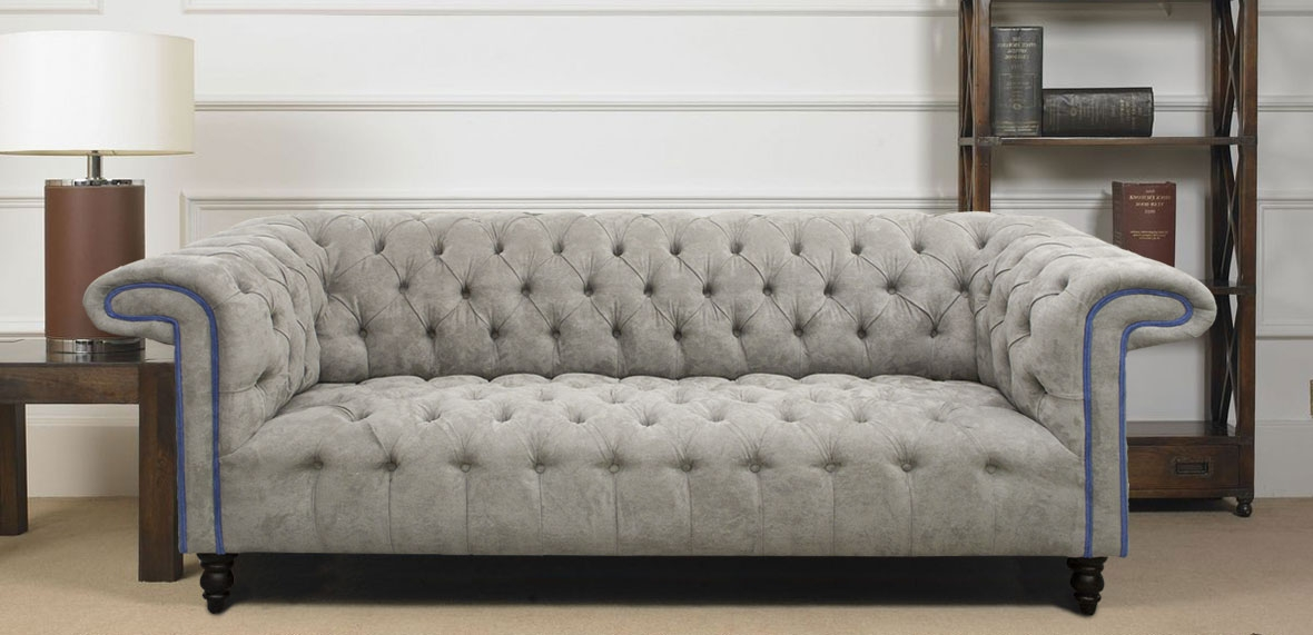 Chesterfield Sofas Leather Sofas Chesterfield Sofa Company well within Chesterfield Furniture (Image 12 of 20)