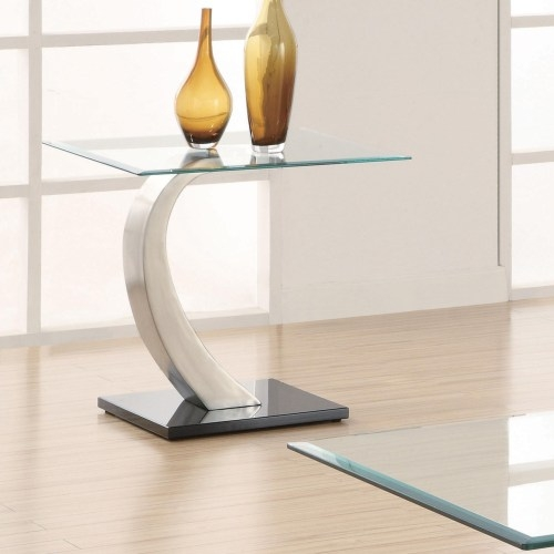 Chic Modern Floating Glass Coffee Table Dorseys Designer Fine perfectly regarding Floating Glass Coffee Tables (Image 3 of 20)