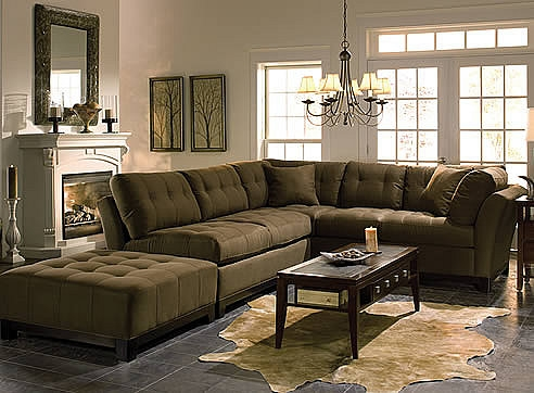 Cindy Crawford Sectional Cindy Crawford Home Park Boulevard Gray certainly within Cindy Crawford Home Sectional Sofa (Image 6 of 20)