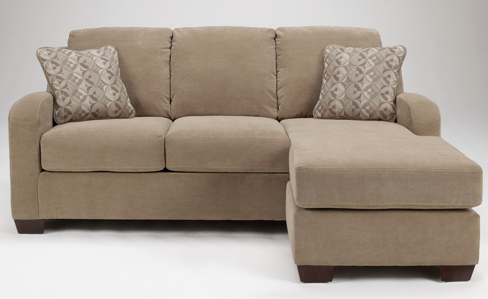 Circa Taupe Sofa Chaise Future Plans Pinterest Ashley well intended for Chaise Sofa Chairs (Image 13 of 20)