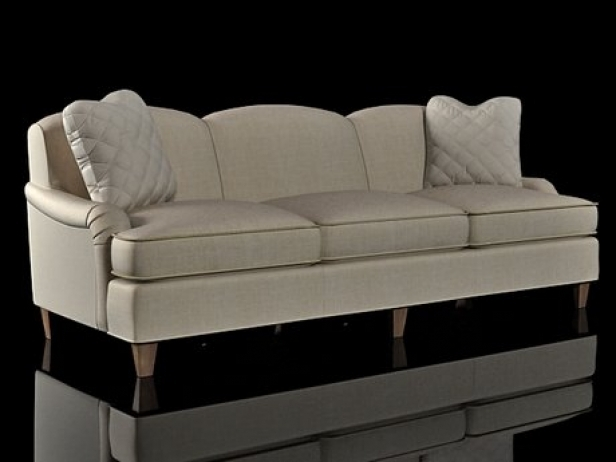 Classic English Sofa 6511 92 3d Model Baker clearly inside Classic English Sofas (Image 7 of 20)