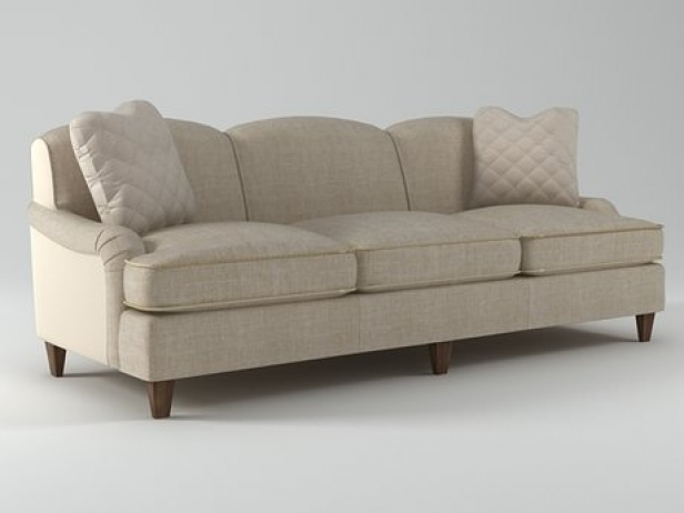Classic English Sofa 6511 92 3d Model Baker properly within Classic English Sofas (Image 8 of 20)