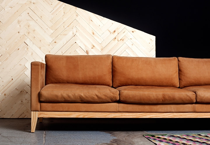 Classic Sofa Timber Koskela Wye River Pinterest Classic Very Well Within Mid Range Sofas (View 11 of 20)