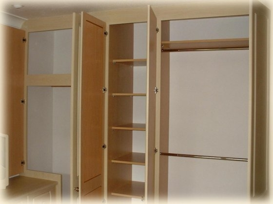 Classique Bedrooms Catalogue Wardrobe Door Designs Decors very well inside Large Double Rail Wardrobes (Image 11 of 30)