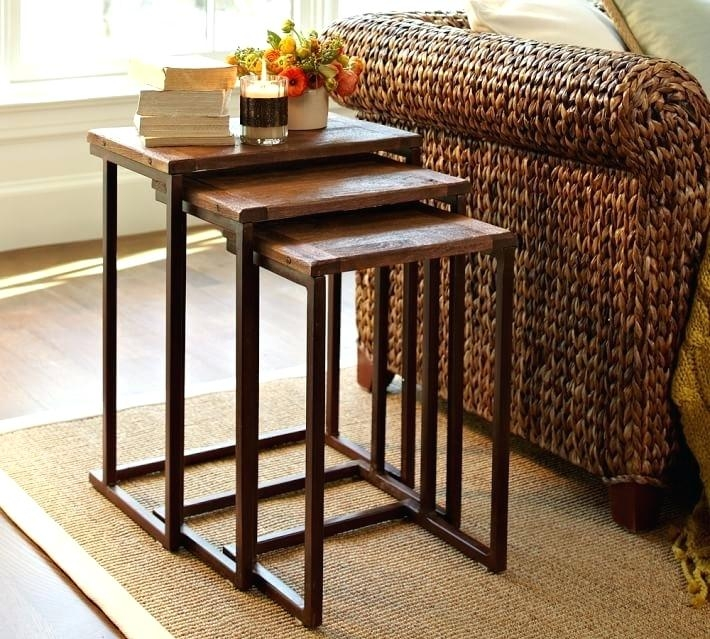 Coffee Table Ameriwood Altra Stacking Cube End Table Properly Inside Stackable Coffee Tables (View 4 of 20)