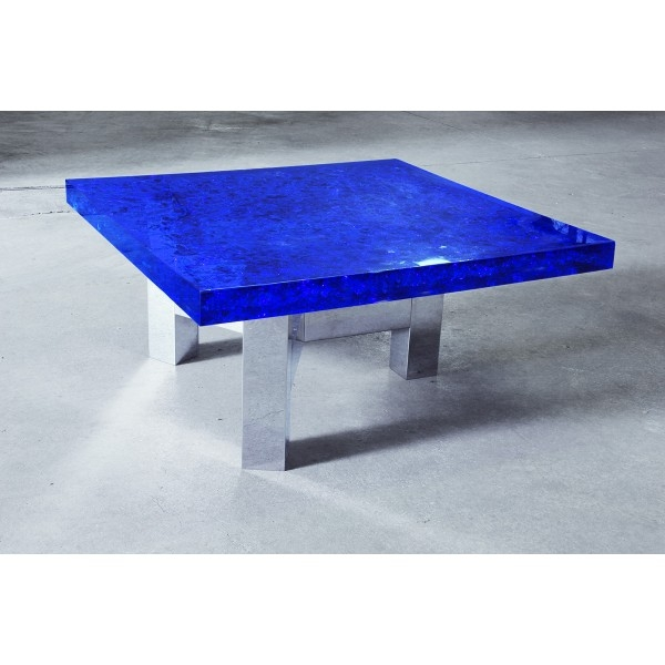 Coffee Table Amusing Blue Coffee Table Design Idea Blue End Table effectively in Blue Coffee Tables (Image 8 of 20)