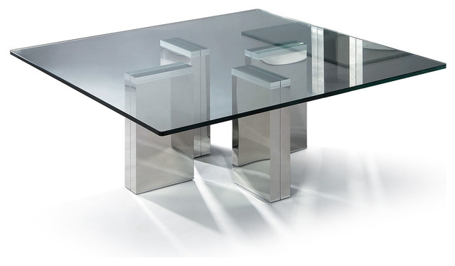 Coffee Table Beautiful Contemporary Glass Coffee Table clearly throughout Contemporary Glass Coffee Tables  (Image 6 of 20)