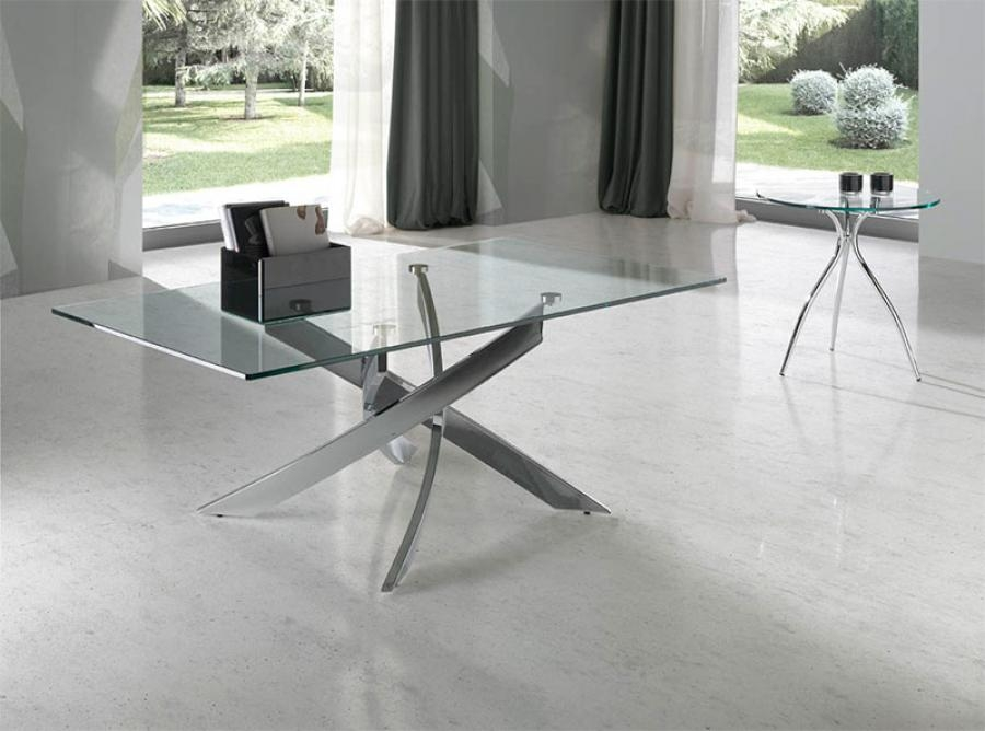 Coffee Table Cool Glass Modern Coffee Table Glass Tables Dining nicely inside Contemporary Glass Coffee Tables  (Image 7 of 20)
