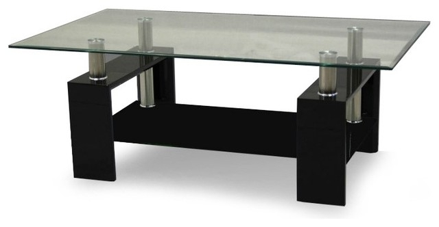 Coffee Table Exciting Black Coffee Table Small Black Coffee perfectly throughout Unique Black Glass Coffee Table (Image 29 of 30)