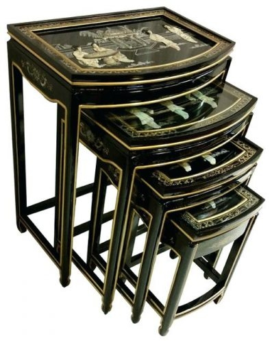 Coffee Table Lucent Coffee Tables Bring Chic Style To The Living Very Well With Stackable Coffee Tables (View 6 of 20)