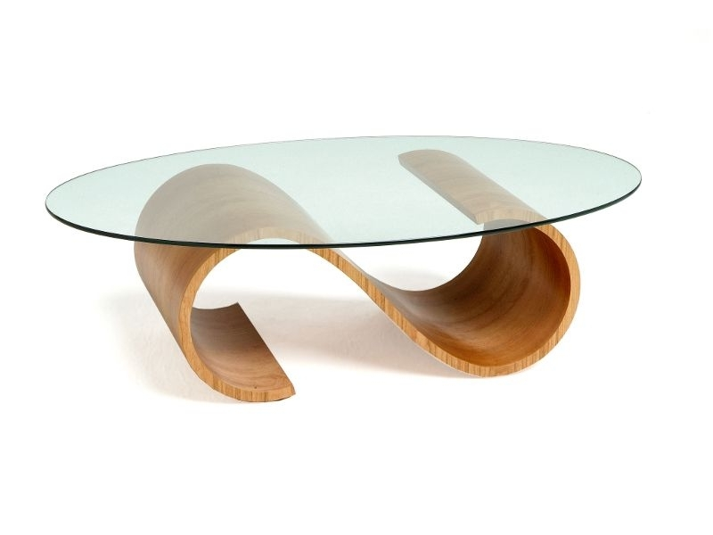 Coffee Table Marvelous Small Coffee Table Plans Small Oval Coffee clearly within Unique Small Glass Coffee Table (Image 10 of 30)