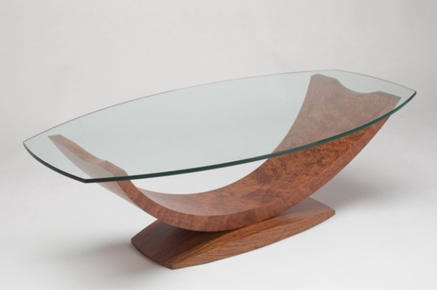 Featured Photo of Unique Small Glass Coffee Table