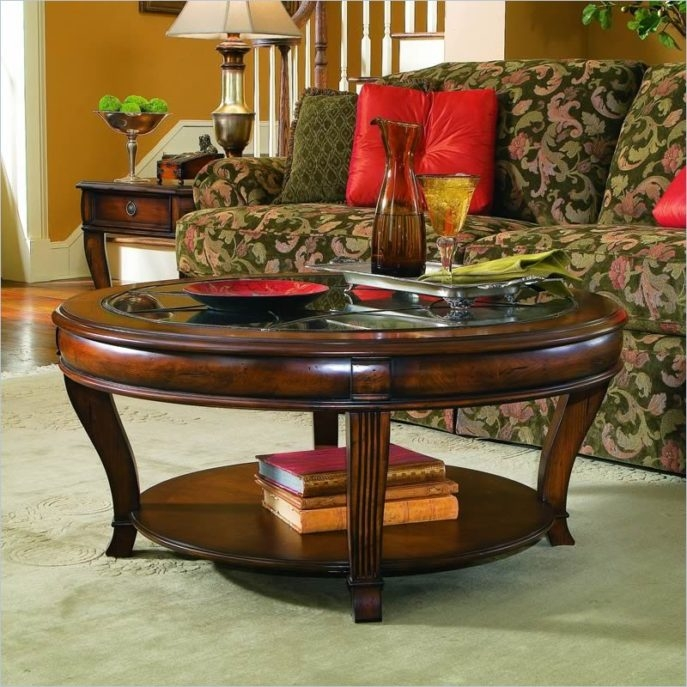 Coffee Table Modern Cherry Round Coffee Table Sets Unusual certainly with Cherry Wood Coffee Table Sets (Image 16 of 20)