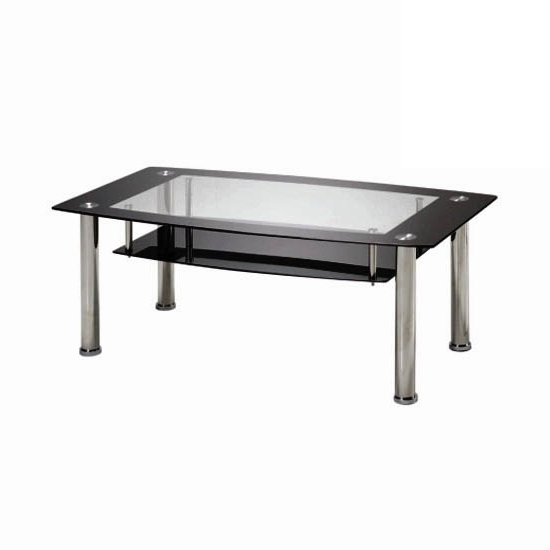 Coffee Table Modern Style Coffee Table Contemporary Glass Coffee good within Unusual Glass Coffee Tables (Image 20 of 30)