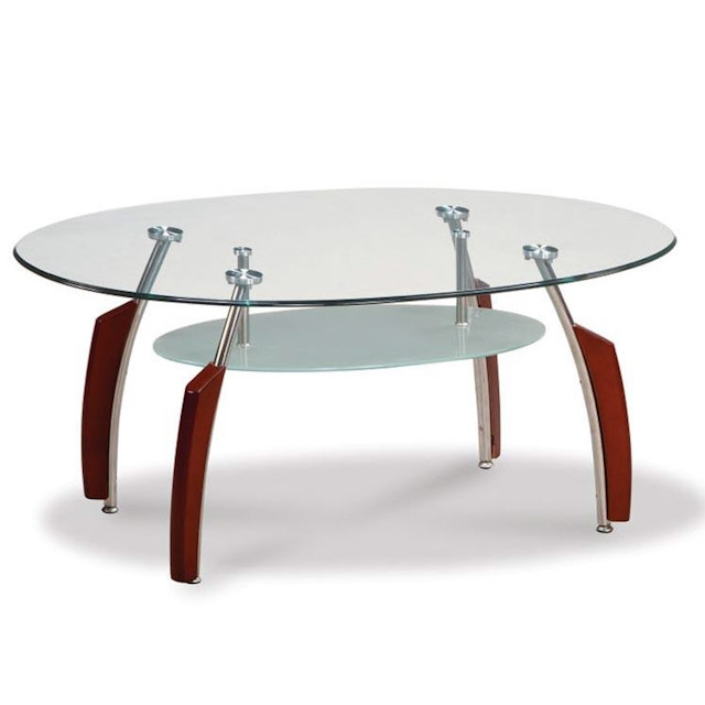 Coffee Table Stunning Oval Glass Coffee Table Ideas Small Coffee nicely inside Oval Glass Coffee Tables (Image 9 of 20)