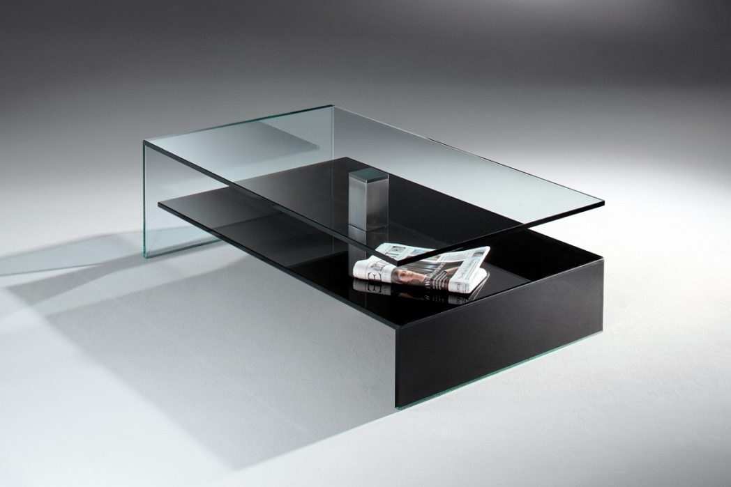 Coffee Table Unique Round Wood And Glass Design Is Twister Also A nicely pertaining to Unique Twister Glass Coffee Table (Image 16 of 30)