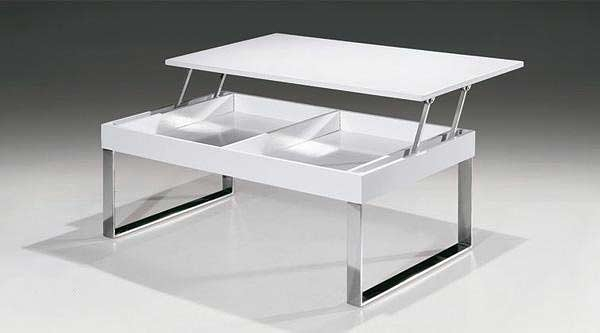 Coffee Table White Coffee Table With Storage Home Interior Design definitely with regard to White Coffee Tables With Storage (Image 4 of 20)