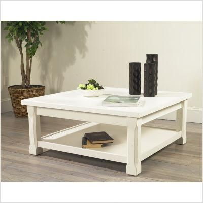 Coffee Table Wonderful White Square Coffee Table Ideas White properly regarding White Coffee Tables With Storage (Image 7 of 20)