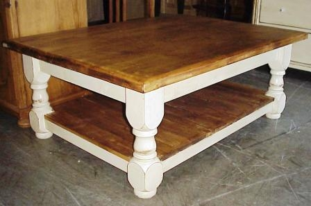 Coffee Tables European Antique Pine Furniture Custom Barn Doors Perfectly With Pine Coffee Tables (View 20 of 20)