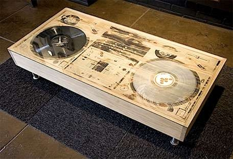Coffee Turn Tables Bughouse Art Design Create A Scratch Worthy good for Art Coffee Tables (Image 12 of 20)