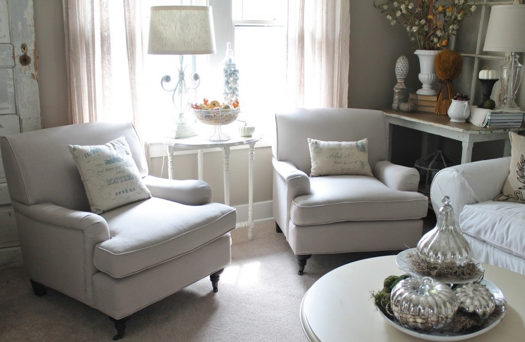 Comfortable Chairs For Living Room Homesfeed Perfectly Intended For Comfortable Sofas And Chairs (View 9 of 20)