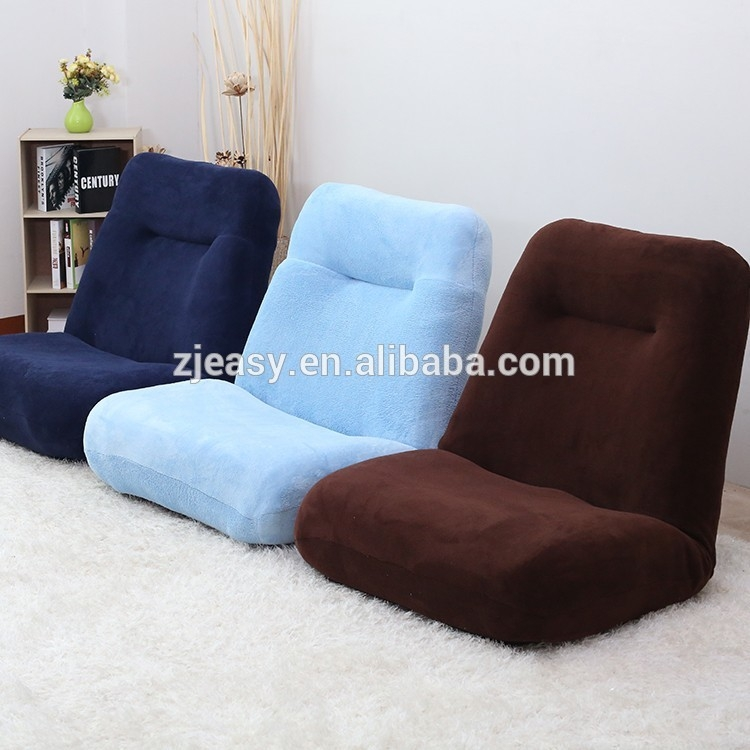 Comfortable Floor Cushion Seating Sofa With 5 Positions Adjustable Certainly With Regard To Comfortable Floor Seating (View 10 of 20)