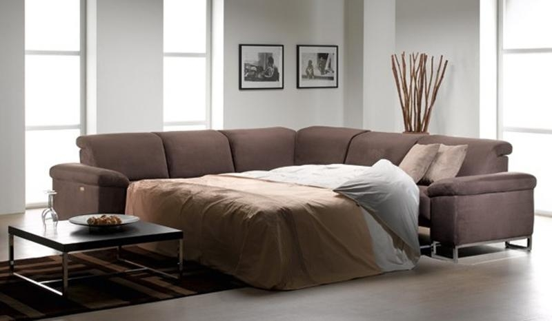 Comfortable Sectional Sleeper Sofa Design Ideas Rilane Effectively With Regard To Sleeper Sectional Sofas (View 4 of 20)