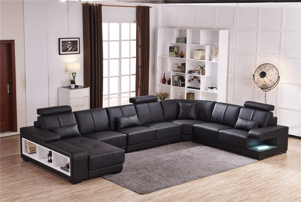 Compare Prices On 7 Seater Sofa Online Shoppingbuy Low Price 7 nicely intended for 7 Seat Sectional Sofa (Image 3 of 20)