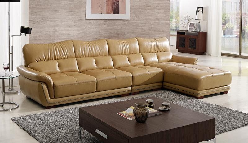 20 Best Leather Lounge Sofas