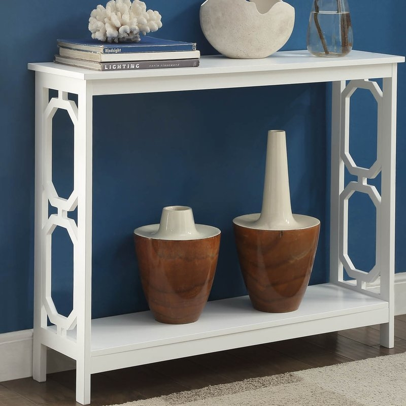 Console Sofa And Entryway Tables Youll Love Wayfair certainly with regard to Narrow Sofa Tables (Image 6 of 20)